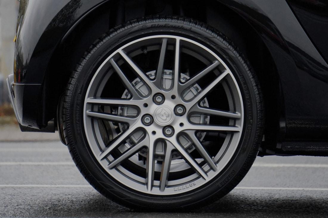 Tyre Dressing - d